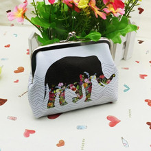 цены Wallet 2019 Womens Elephant Wallet Card Holder Coin Purse Clutch Handbag