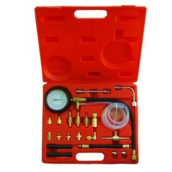 Fuel Pressure Gauge for Automotive Repair fuel injection tester set Pressure Gauges