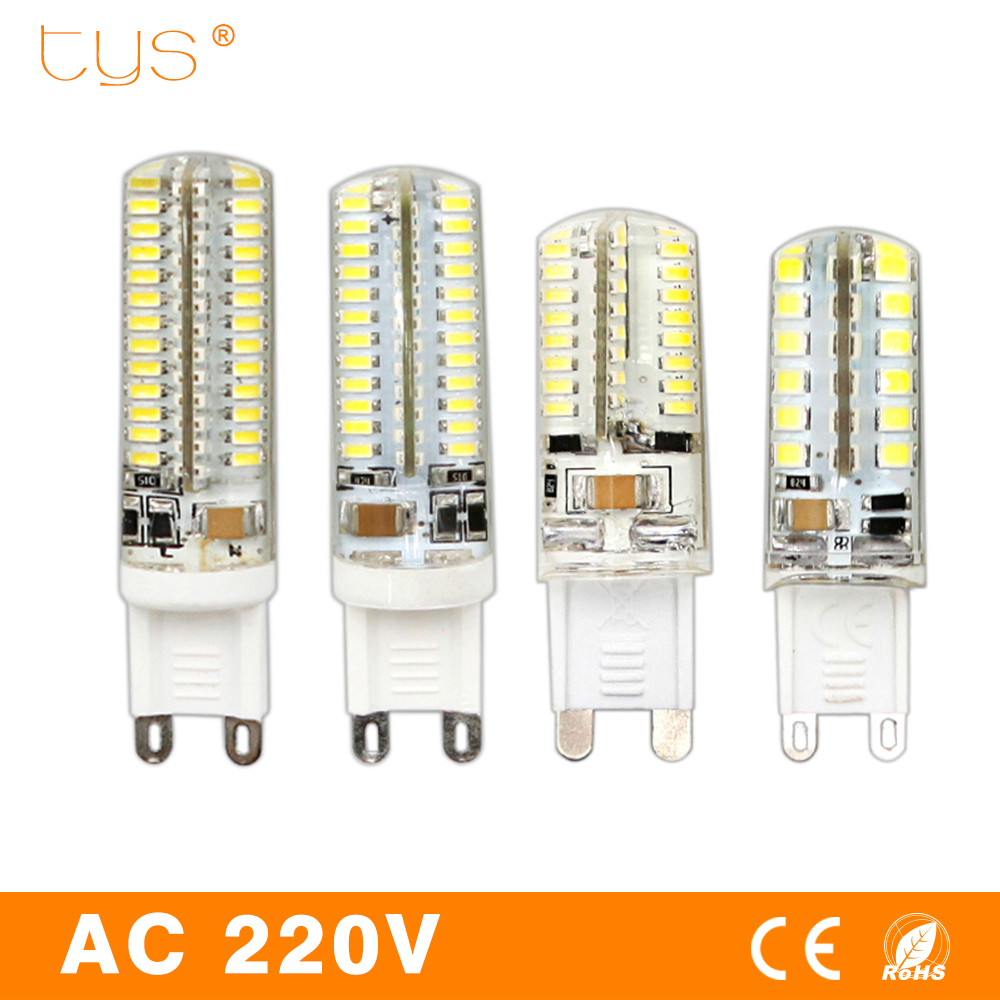 G4 LED Lamp G9 Corn Bulb 3W 2W 1W 220V & DC 12V SMD 2835 3014 24 48 64 104 leds Lampada LED Light 360 degrees Crystal Chandelier профессиональный динамик нч sica 15s4pl 4 ohm