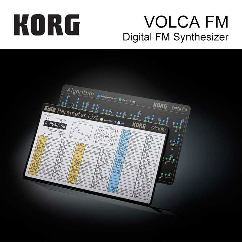 Korg Volca FM FM Digitale Sintetizzatore