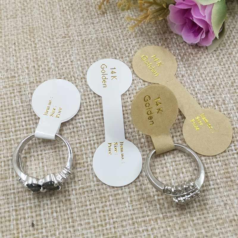 500 p pc/foglia argento vi ringrazia etichette sigillo Handmade/925 Sterling/999 Oro/14 K oro/18 K Oro/Grazie etichetta Adesiva