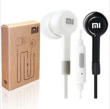 100% Original:Xiao Mi Piston 2 In-Ear Earphone With Remote &MIC For XiaoMi Cellphone iPhone&Sumsang Black&White HD Qaulity