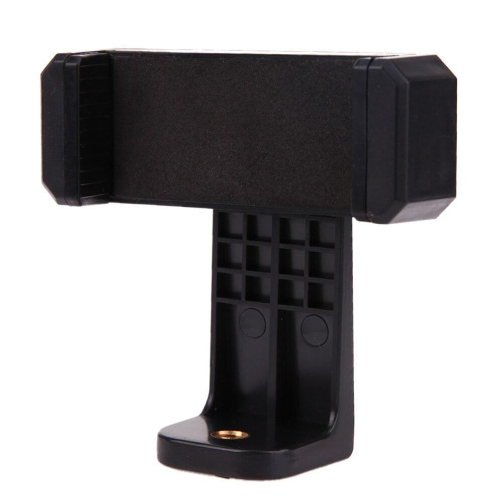 Unique Design 1 4 Screw Head Smart Phone Stands font b Tripod b font Monopod Holder