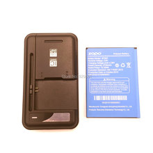 1PCS Universal battery Charger + 1PCS BT55T battery 2700mAh High quality for ZOPO ZP999 mobile Phone
