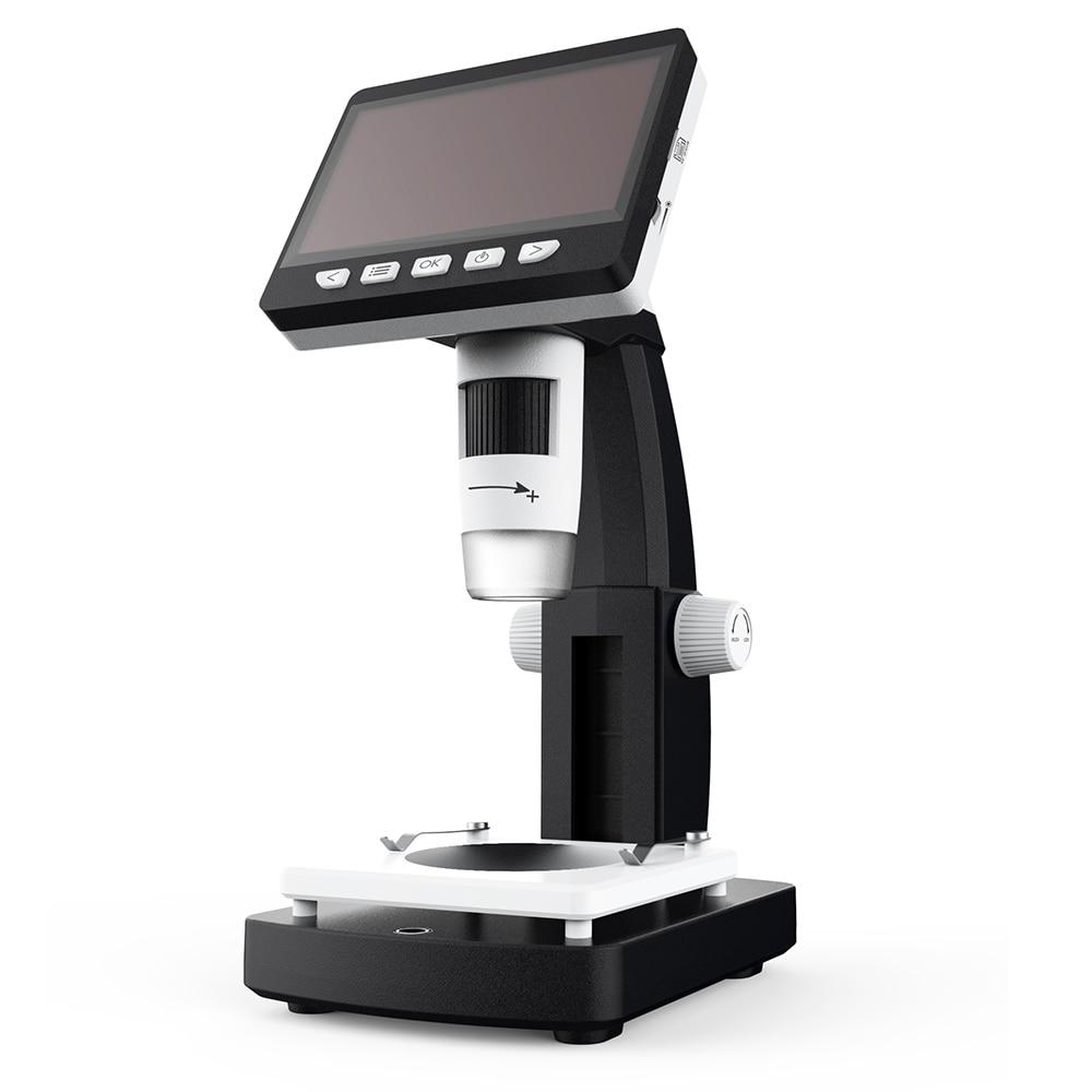 4.3 LCD Digital Microscope HD 1080P 1000x Endoscope Magnifier Camera4.3 LCD Digital Microscope HD 1080P 1000x Endoscope Magnifier Camera