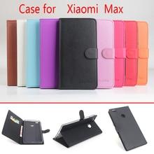 Для Xiaomi Mi Max Чехол Кошелек Стиль флип PU Кожаный Чехол для Xiomi Mi Max 6.44 дюйма с Подставкой Функции и Карты Держатель