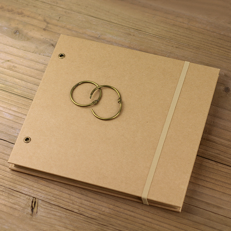DIY cardboard hardcover Sketch Notebook Sketch Book for Paiting Drawing Journal Creative Gift ML03 канцелярские кнопки drawing pin creative office 136