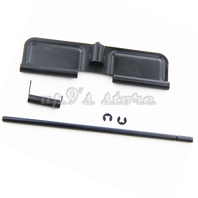 10PCS Steel 223 Dust Cover For Airsoft M4 / M16 AEG Series Metal Body Series-in Riflescopes from Sports & Entertainment    1
