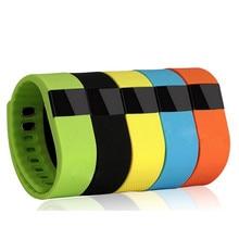 Tw64 Smart Health Bracelet Bluetooth 4.0 Smartband Smart Bracelet Wristband Fitness Tracker for Iphone 4s/5/5c/6/6plus