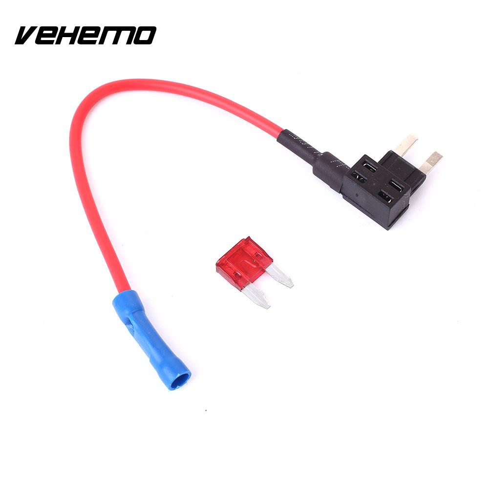 Vehemo Add A Circuit Fuse Boxes V ACS 10A Bus Mini Blade for BMW Buick  Chevrolet High Quality New-in Fuses from Automobiles & Motorcycles on  Aliexpress.com ...