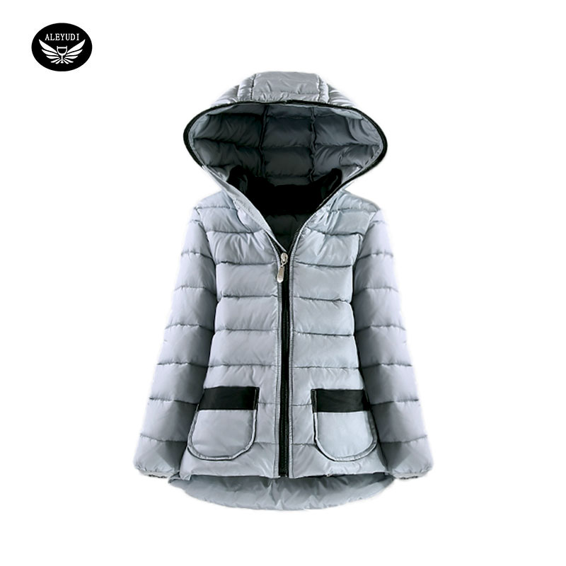 3-7year old Winter Boy's Jacket Children's Winter Jacket Fashion Girl Coat Children's Hooded Cotton Jacket цена