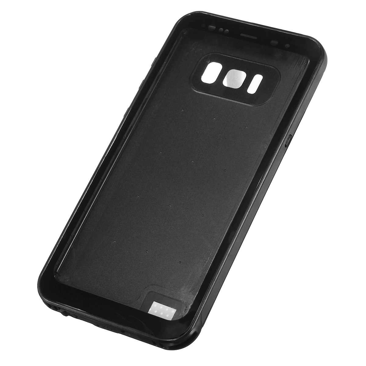 Black IP68 Waterproof Shockproof Case for Samsung S8 Cover With ...