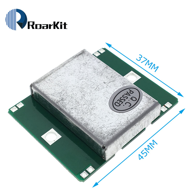 Microwave Doppler Radar Wireless Module Motion Sensor HB100, Microwave Motion Sensor, Motion Detector(China)