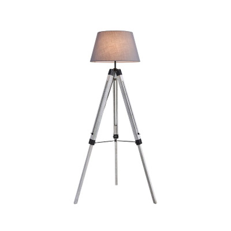 Floor lamp American modern minimalist creative living room study bedroom retro tripod Nordic floor lamp trazos modern simple living room floor lamp floor lamp modern minimalist bedroom floor lamp vertical nordic creative led lamps