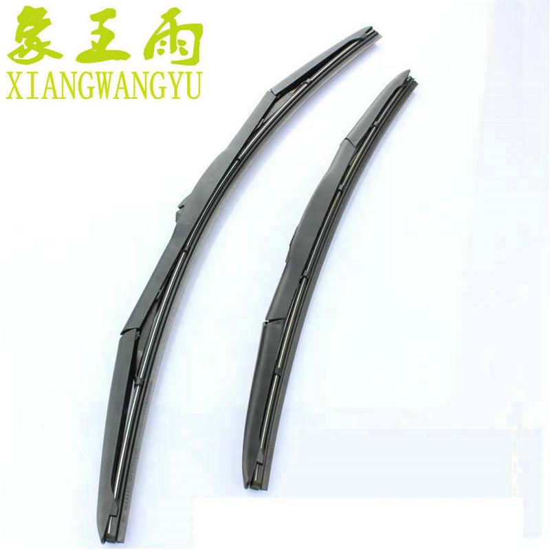 Free Shipping Wholesale!Car Wiper Blade,Natural Rubber Car Wiper,Car Accessory/auto soft windshield wiper 1 size choice 14-26in