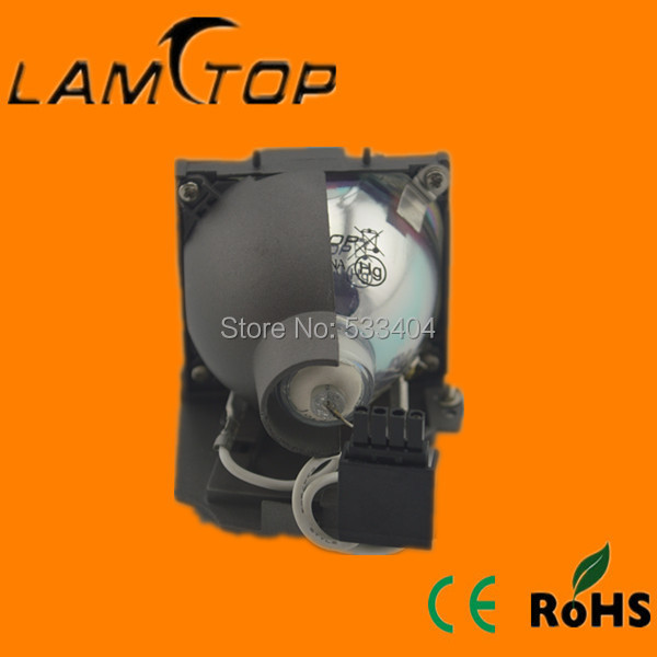 LAMTOP  projector lamp  with housing/cage  310-6747  for  3400MP/3500MP replacement projector lamp 310 6747 for dell 3400mp