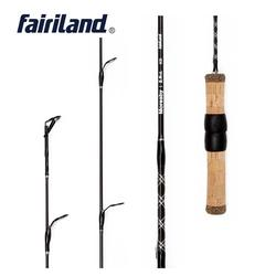 """61 cm/71 cm M L 100% węglowych  wędka do wędkowania podlodowego lekki wędka podlodowa wędka na ryby 2 """"2'4"""
