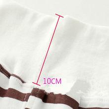pantalon doux en coton nouveau-né filles garçons