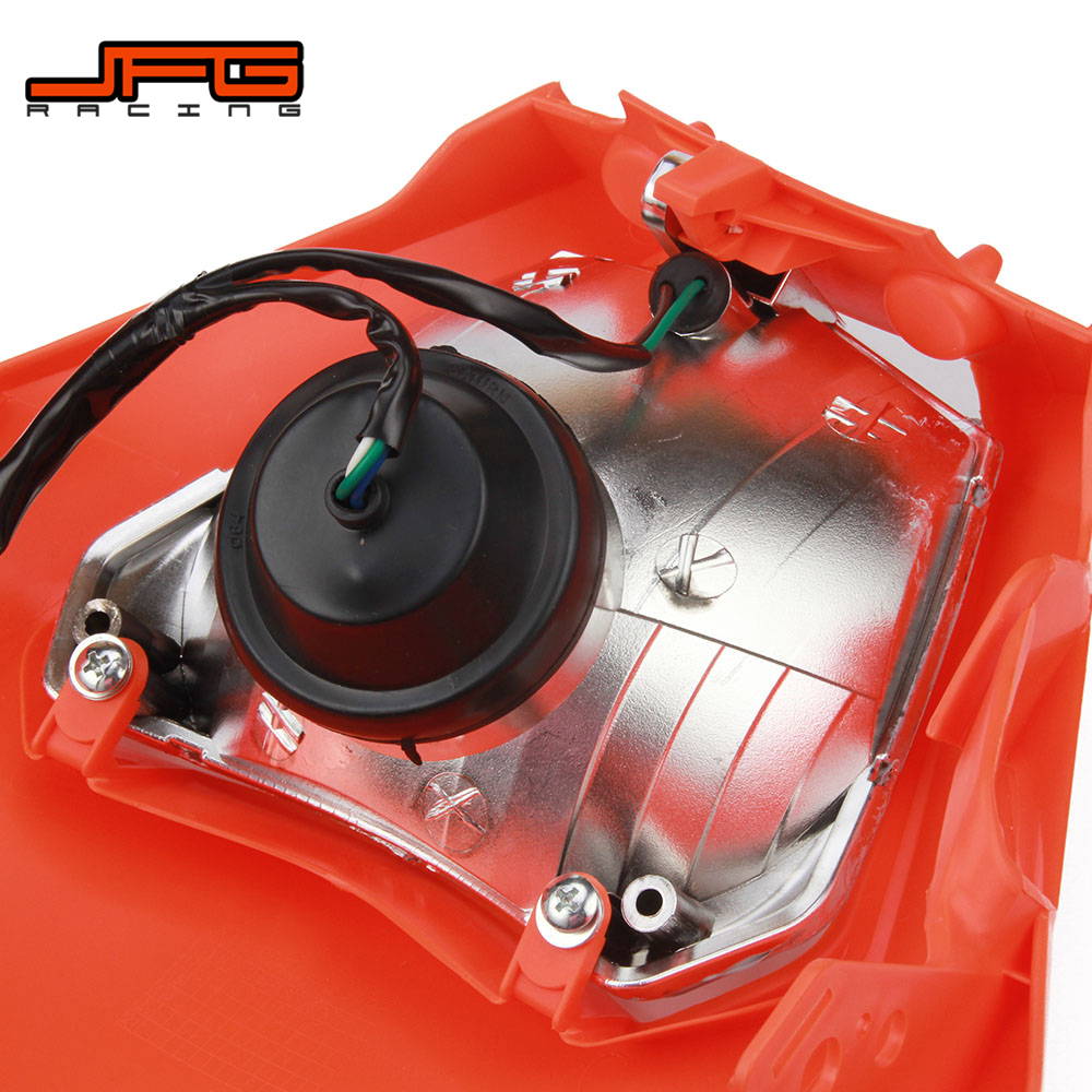 JFG RACING Prot/ège-Mains pour Moto Dirtbike K.T.M 150 XC-W 250 350 EXC-F XC-F 250 XC-W 450 XCF 17-19 250 XC 18-19 300 XC XC-W 500 EXC-F 17-18 300 XC-W TPI 450 EXC-F 19