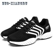 2017 New Men/women Breathable Running Shoe Lightweight Net Cloth Sneakers High Quality Sports Shoes Male/female Jogging Shoes