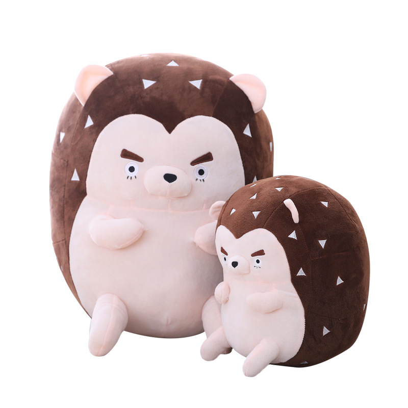 Lovely Soft Hedgehog Plush Toy Doll for Kids Lovers Couple Korean Drama Stuffed Touch Your Heart Toys Birthday Christmas PillowLovely Soft Hedgehog Plush Toy Doll for Kids Lovers Couple Korean Drama Stuffed Touch Your Heart Toys Birthday Christmas Pillow