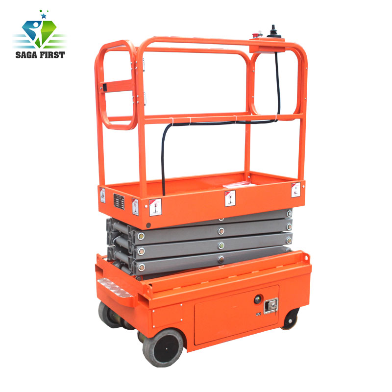 Mini Self Propelled Lifting Table With CE ISO Certification