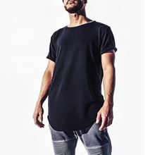 Mens T Shirts Fashion 2017 Round Neck Short Sleeve Male Causal t-shirt Oversized Hip Hop Mens Fitness tshirt Brand Clothing