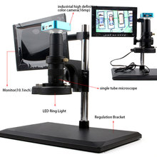 цены на Video industrial Microscope camera usb digital microscope camera led electronic electron Endoscope 500X glasses magnifier Magnif  в интернет-магазинах