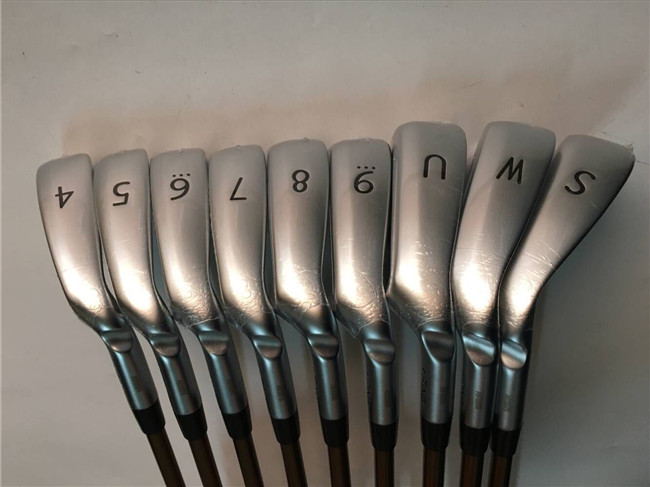 Iron-Set Golf-Clubs G400 Flex-Steel/graphite-Shaft Head-Cover with 4-9SUW R/S Brand-New