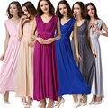 Свободный Корабль Мама Love Party Длинные Юбки Материнства Длинное Платье Одежда Для Беременных Женщин Европа размер M & B1207