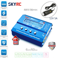 Оригинал SKYRC IMAX B6 МИНИ 60 Вт Баланс RC Зарядное Устройство / Разрядник Для RC Вертолет Re-пик для NIMH/NICD Самолет + Адаптер