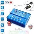 Original SKYRC IMAX B6 MINI 60 W Equilibrio RC Cargador/Descargador De Re-pico de NIMH RC Helicóptero/NICD Aviones + Adpater de Alimentación