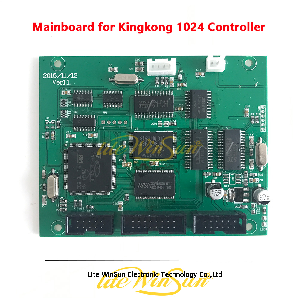 Litewinsune Mainboard for 1024 DMX Controller Kingkong 1024 DMX Console Mother Board