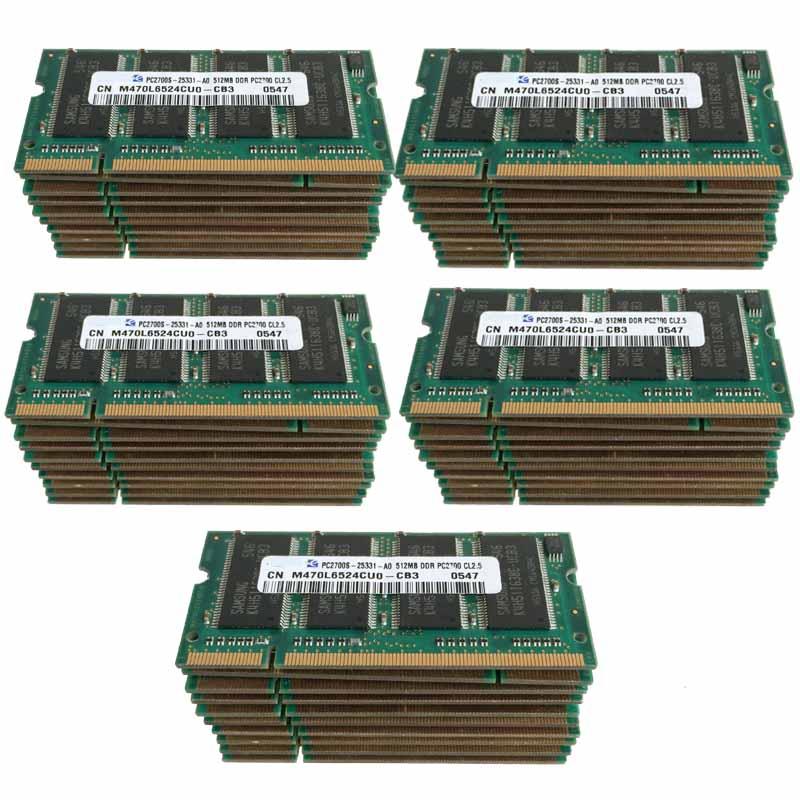16GB 16G 8x 2GB //1GB PC2-6400U 800MHz Double-Sided Desktop Memory For Elpida LOT