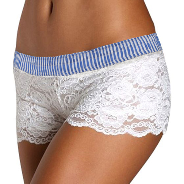 Womens White Lace Shorts Promotion-Shop for Promotional Womens ...