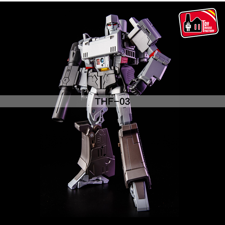 Transformers Toy THF-03 Dynastron Megatron  Mp scale Action figure New instock