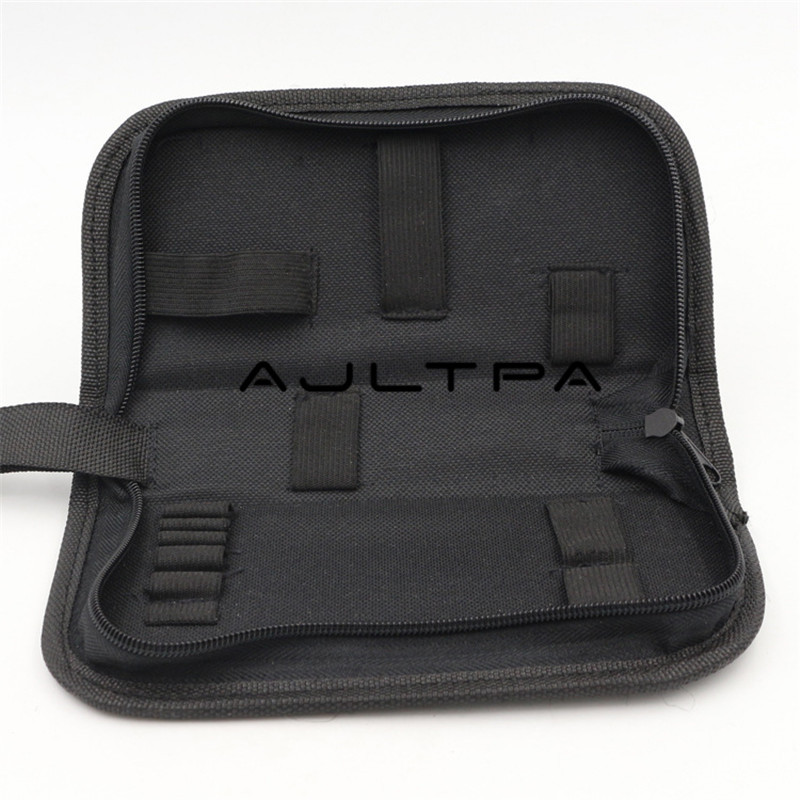 50Pcs Oxford Cloth Toolkit Bag Screws Nuts Drill Hardware Car Repair Kit Handbag Utility Storage Tool Bags Pouch Case H4463