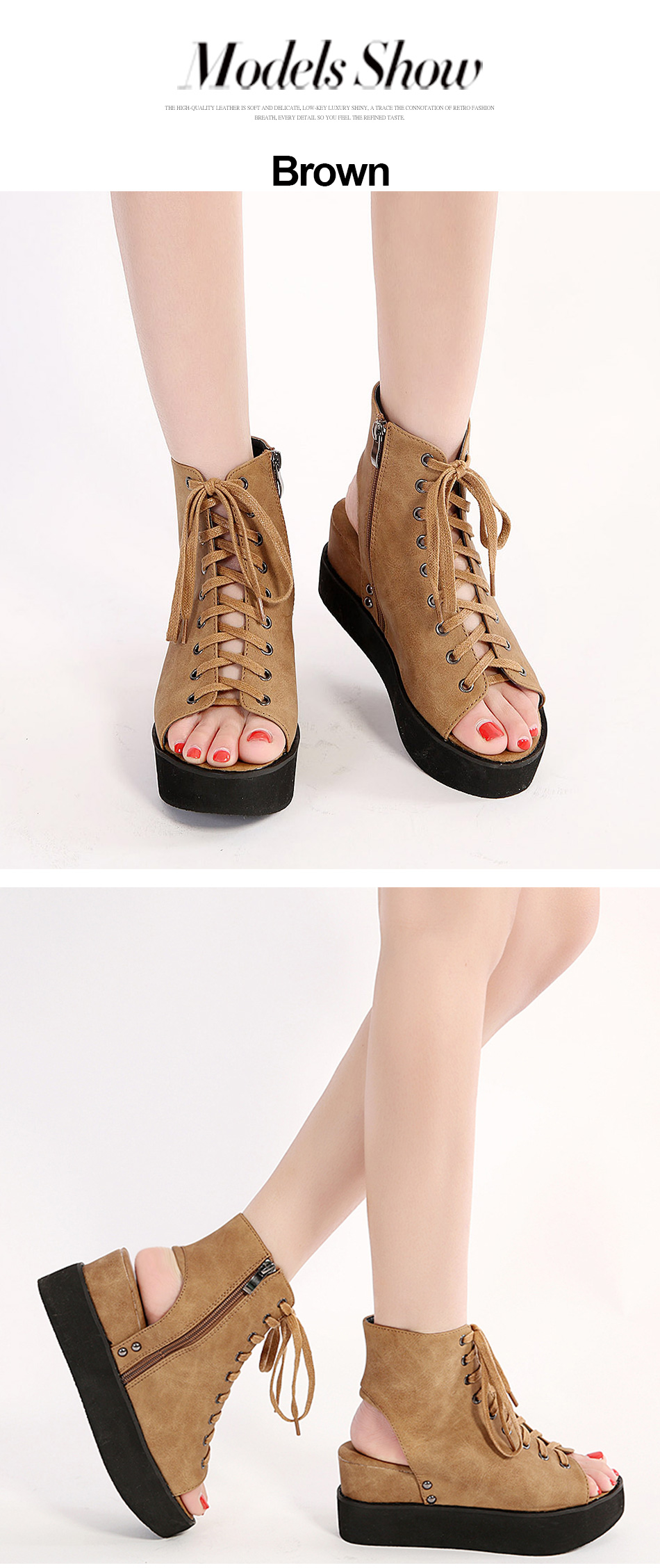 women shoes spring
