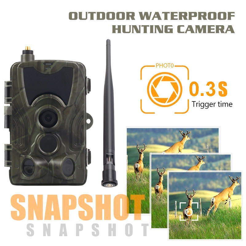 Hunting Camera 1080p HD Multifunctional Video Recorder Trail Camera Outdoor Camera Portable 16MP Security Camera Take PhotoHunting Camera 1080p HD Multifunctional Video Recorder Trail Camera Outdoor Camera Portable 16MP Security Camera Take Photo