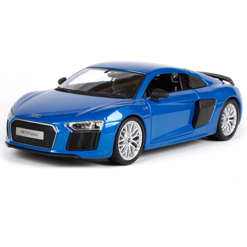 Maisto 1:24 Audi R8 V10 PLUS Diecast Model Car Toy New In Box Free Shipping  31513 In Diecasts U0026 Toy Vehicles From Toys U0026 Hobbies On Aliexpress.com |  Alibaba ...