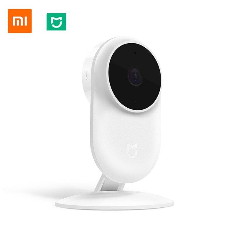 Xiaomi Mijia HD 1080P Smart IP Camera 130 Degree FOV Night Vision 2.4Ghz Dual-band WiFi Xiaomi Home Kit Security MonitorXiaomi Mijia HD 1080P Smart IP Camera 130 Degree FOV Night Vision 2.4Ghz Dual-band WiFi Xiaomi Home Kit Security Monitor