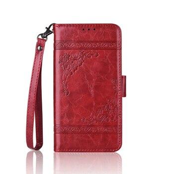 Flip Leather Case For Xiaomi Redmi Note 8 7 Fundas wallet case TPU For Redmi Note 5 6 7 8 pro Phone Bag 1