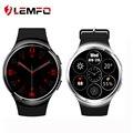 So Cool! lemfo mtk6580 x3 plus android 5.1 smart watch teléfono 1 gb + 8 gb de la ayuda 3g wifi tarjeta sim nano bluetooth smartwatch