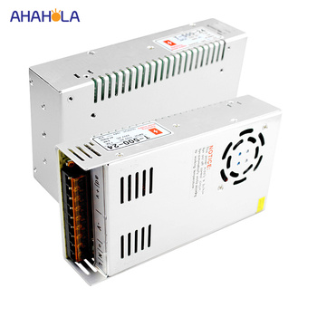 AC 220 v zu 24 v Dc Schalt Netzteil 24 v 20a 500 watt Netzteil 24 v Quelle ac-Dc 24 v Netzteil 20a 500 watt Smps
