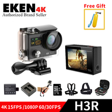 Original H3R Ultra HD 4K WiFi Action camera 1080P Full HD 2.0″ waterproof 30M go pro Hero 4 style Sports DV with remote control