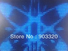 Stage Background P7 3M*4M 2352 leds LED Video Curtain With PC Controller For DJ Wedding Backdrops,LED Vision Curtain