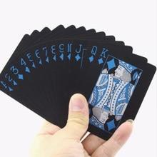 цена на Classic magic tricks 55pcs/deck playing cards set waterproof plastic pvc poker card sets Magic tool props high quality