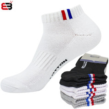 NANCY TINO Men Sport Socks Women Thicked Towel Breathable Damping Basketball Running Cycling Unisex Cotton