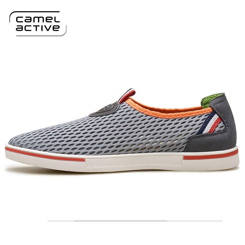 2019 am besten verkaufen 2019 rabatt verkauf Online-Einzelhändler US $41.76 28% OFF|Camel Active Men's shoes net casual shoes fashion  lightweight breathable leisure shoes 6551-in Men's Casual Shoes from Shoes  on ...