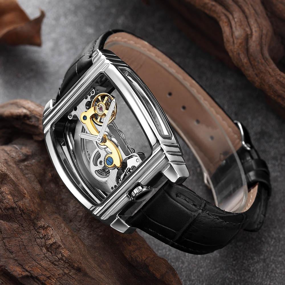 Mechanical watch 5